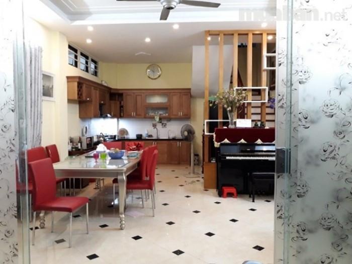 Bán nhà phân lô 3 mặt thoáng Yên Lãng,Thái Hà, Thái Thịnh 42m 6 tầng. Nhà lô góc 3 mặt thoáng