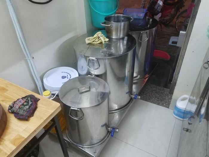 Cho thuê cửa hàng kinh doanh hàng ăn 80 m2, ở Trâu Qùy - Gia Lâm
