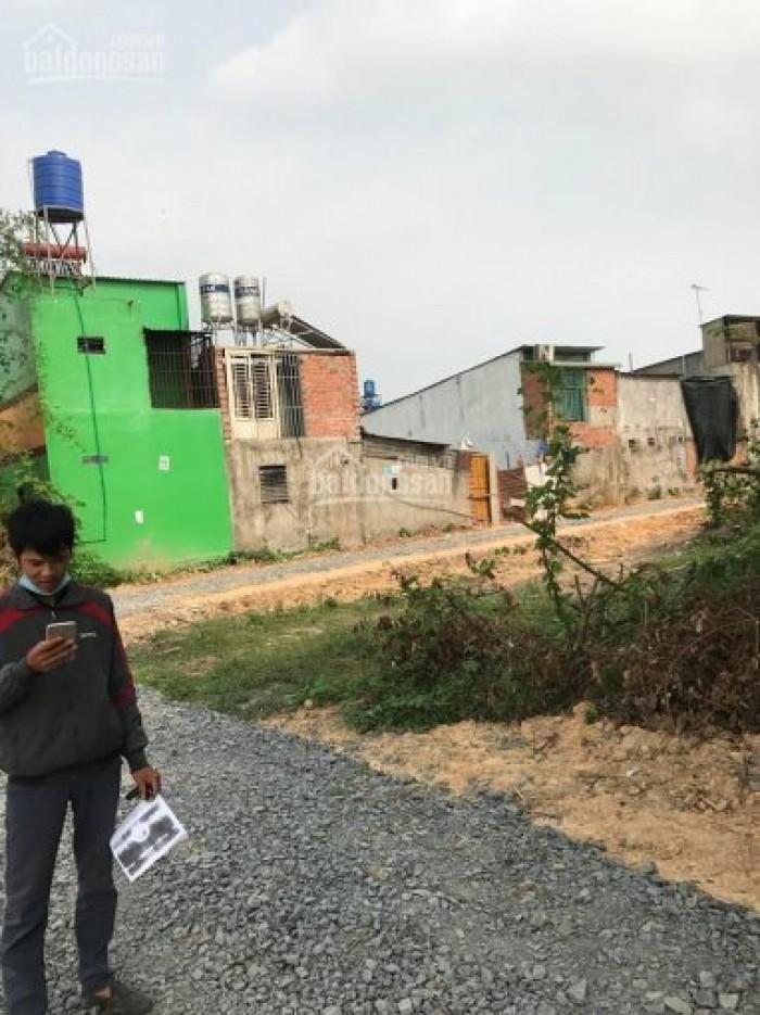 Đất nền Bình Chánh xã Vĩnh Lộc B giá rẽ vừa túi tiền còn vài lô cuối cùng DT 4x14 4x15
