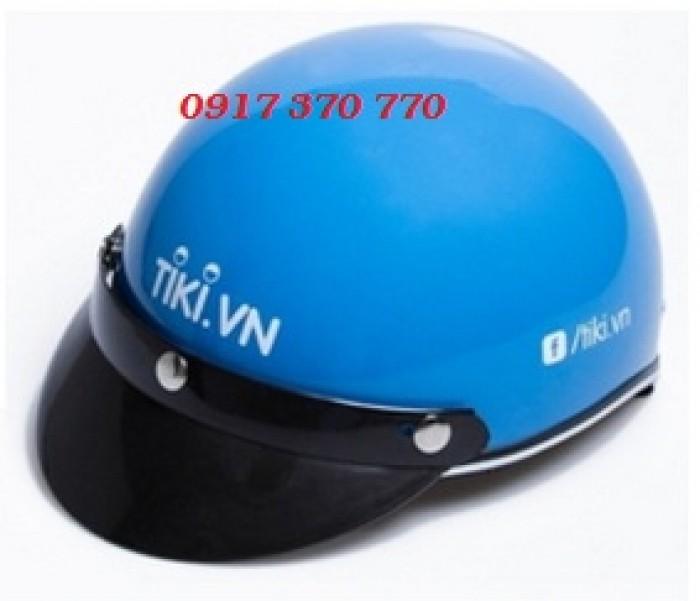 Làm nón bảo hiểm quà tặng - quảng cáo- sự kiện32