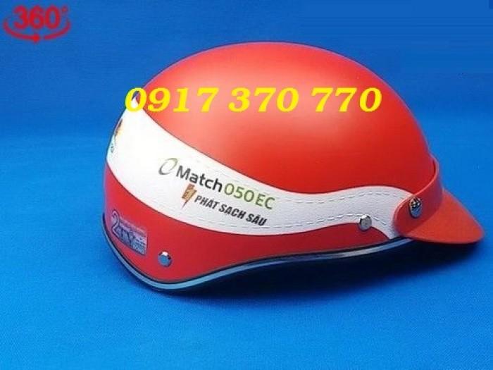 Làm nón bảo hiểm quà tặng - quảng cáo- sự kiện31