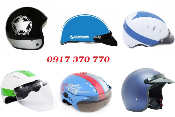 Làm nón bảo hiểm quà tặng - quảng cáo- sự kiện27