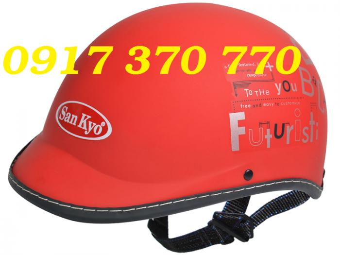 Làm nón bảo hiểm quà tặng - quảng cáo- sự kiện21