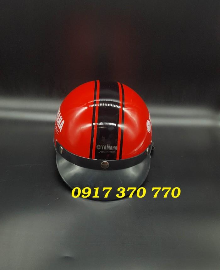 Làm nón bảo hiểm quà tặng - quảng cáo- sự kiện7