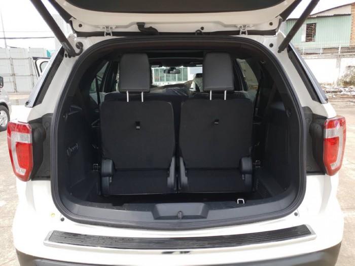 Giá xe Ford Explorer 2.3L Limited 2019 nhiều khuyến mãi tại Gia Định Ford 5
