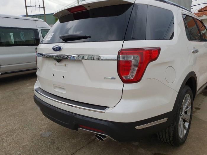 Giá xe Ford Explorer 2.3L Limited 2019 nhiều khuyến mãi tại Gia Định Ford