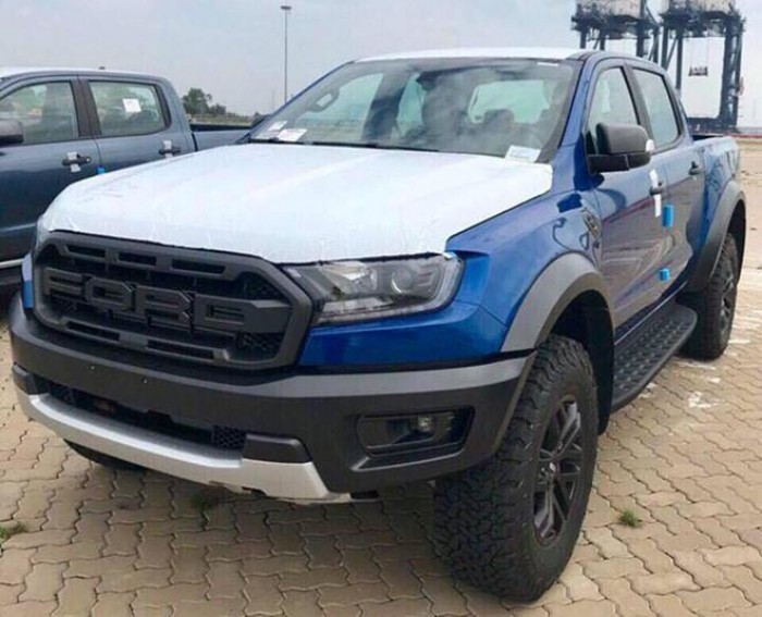 Ford Raptor 2.0L Bi - Turbo 2019 mới