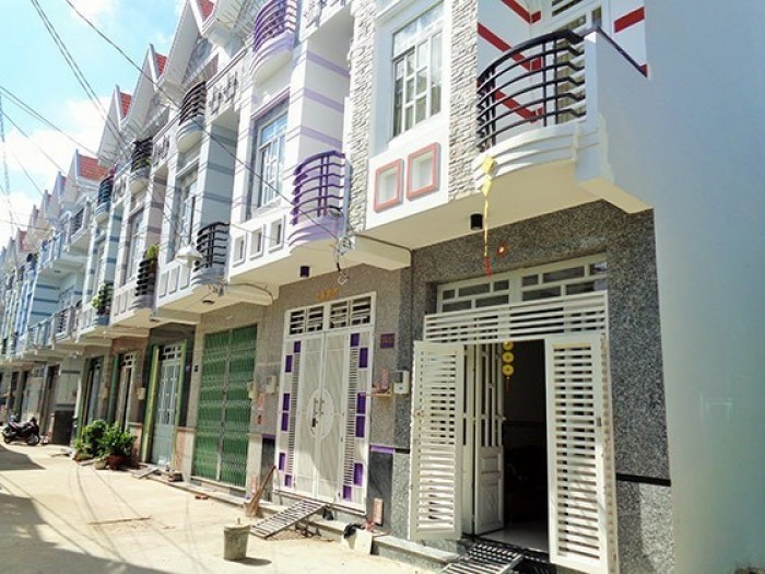 Mở bán 7 căn nhà khu phố Lives Home, shr, tặng nội thất