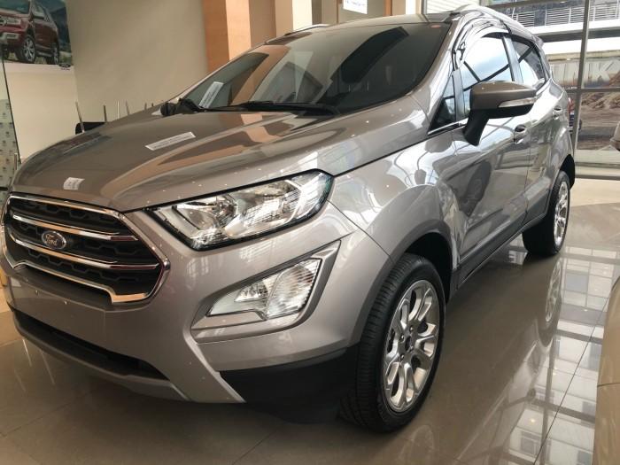 Giá xe Ford Ecosport Titanium 1.5L số tự động, trả trước chỉ 150 triệu, có xe giao ngay tại Ford Gia Định 10