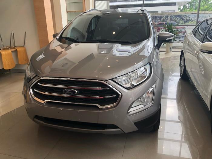 Giá xe Ford Ecosport Titanium 1.5L số tự động, trả trước chỉ 150 triệu, có xe giao ngay tại Ford Gia Định 9