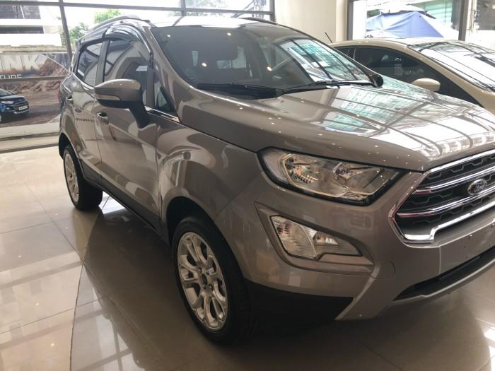 Giá xe Ford Ecosport Titanium 1.5L số tự động, trả trước chỉ 150 triệu, có xe giao ngay tại Ford Gia Định 7