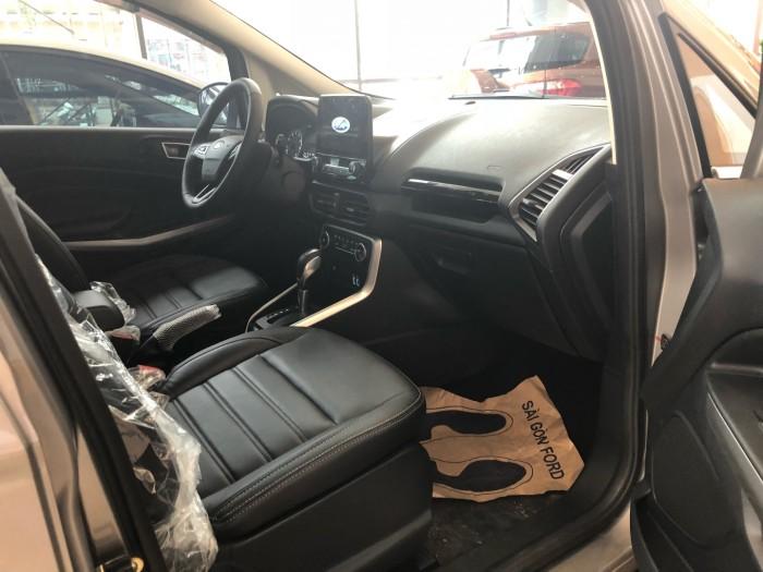 Giá xe Ford Ecosport Titanium 1.5L số tự động, trả trước chỉ 150 triệu, có xe giao ngay tại Ford Gia Định 0