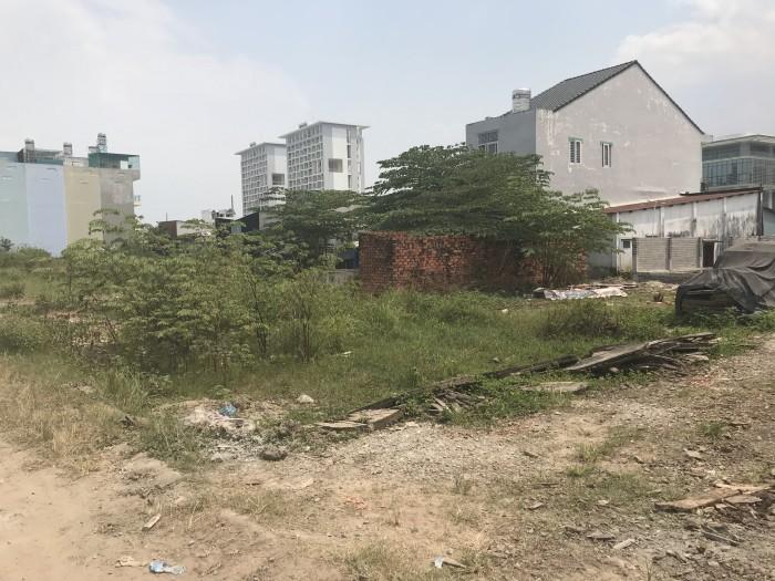 Chính chủ bán lô đất mt đường số 6 Nguyễn Duy Trinh lộ giới 8m, SHR Bán đất mặt tiền đường Số 6