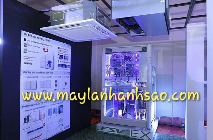 Máy lạnh âm trần Panasonic - Giao hàng tận nơi - Miễn phí ship tại TPHCM2