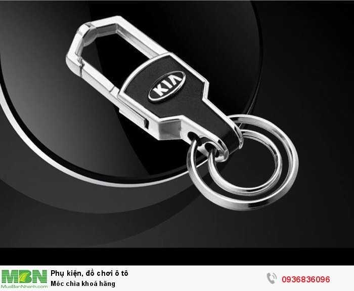 Móc chìa khoá hãng 2