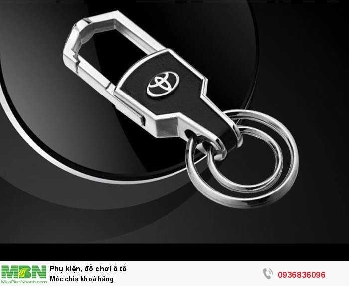 Móc chìa khoá hãng 4