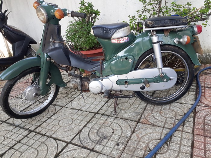Honda CB sản xuất năm 2000