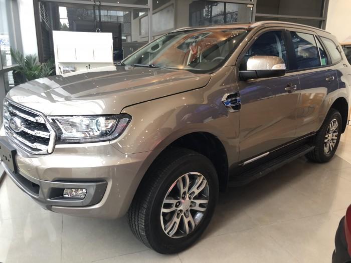 Giá xe Ford Everest Trend 2.0L 7 chổ số tự động, trả trước 200 triệu có xe ngay tại Ford Gia Định 9