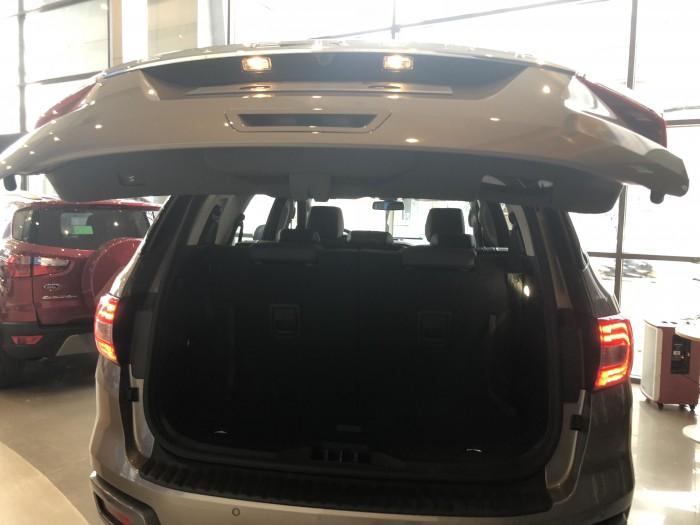 Giá xe Ford Everest Trend 2.0L 7 chổ số tự động, trả trước 200 triệu có xe ngay tại Ford Gia Định 7
