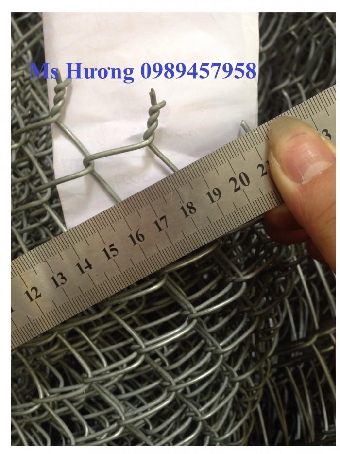 Sản xuất lưới B10, B20, B30, B40 mạ kẽm, bọc nhựa tại Hà Nội mới 100%1