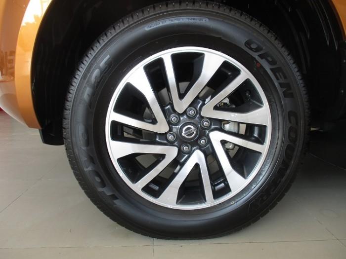 Nissan Navara VL Premium R 2018 Màu Cam