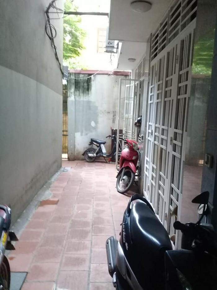 Bán nhà Nguyễn Ngọc Vũ DT 29m,5 Tầng