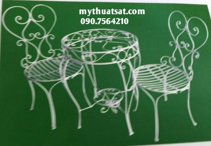 Bàn ghế cafe sân vườn đẹp, giá tốt tại Thủ Đức