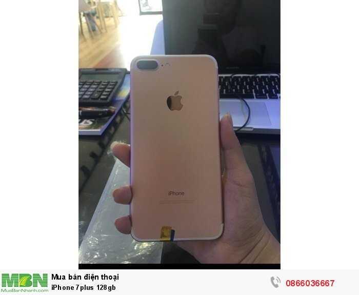 IPhone 7plus 128gb1