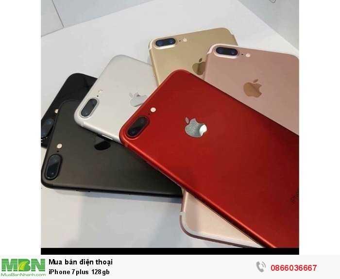 IPhone 7plus 128gb2