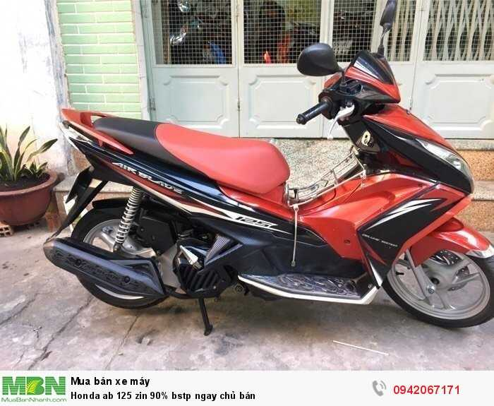 Honda ab 125 zin 90% bstp ngay chủ bán 2