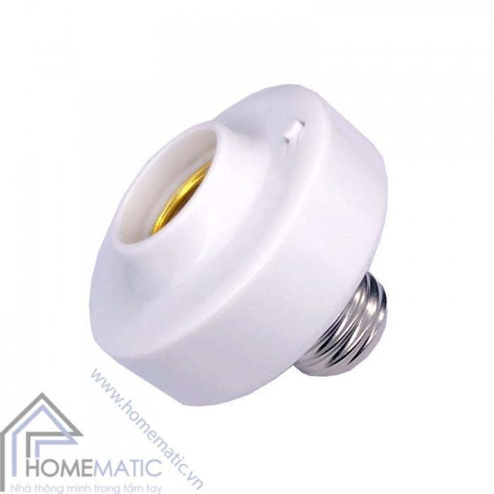 Đui đèn thông minh điều khiển từ xa học lệnh RF PION LHR3152