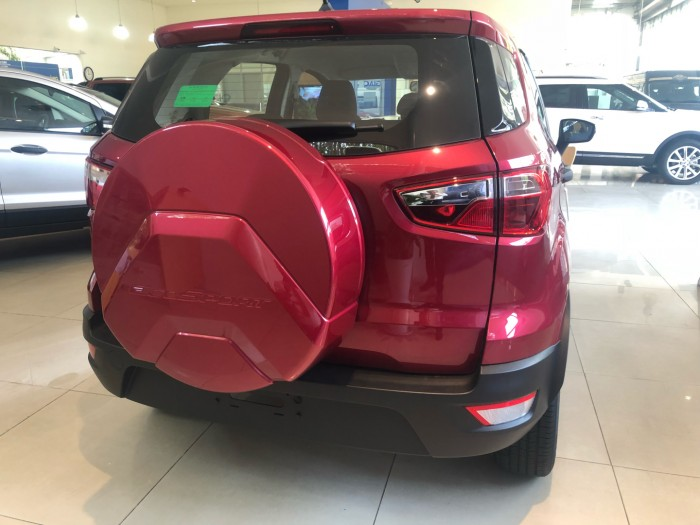 Giá xe Ford Ecosport Ambient 1.5L số sàn trả trước 150 triệu có xe giao ngay tại Ford Gia Định 5