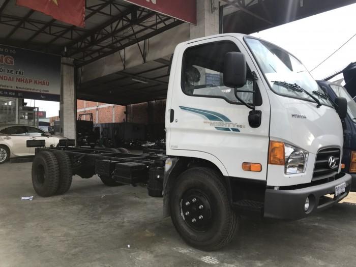 Giá xe tải Hyundai 110S 7 tấn rẻ nhất tại Hyundai Vũ Hùng, trả trước 150 triệu là có xe ngay - Gọi ngay 0933638116 (MrHùng 24/24)