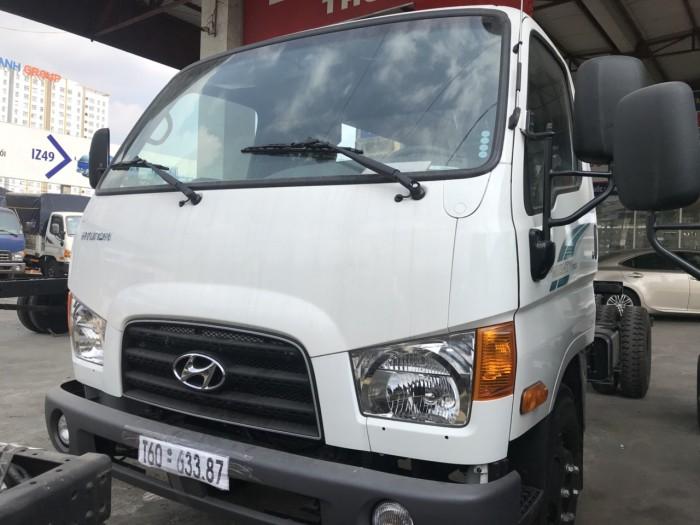 Giá xe tải Hyundai 110S 7 tấn rẻ nhất tại Hyundai Vũ Hùng, trả trước 150 triệu là có xe ngay