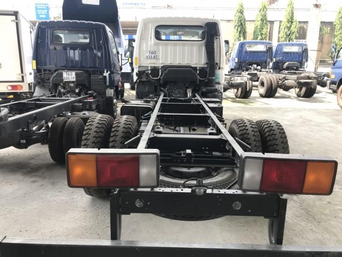 Bán xe tải Hyundai 110S 7 tấn rẻ nhất tại Hyundai Vũ Hùng, trả trước 150 triệu là có xe ngay - Gọi ngay 0933638116 (MrHùng 24/24)