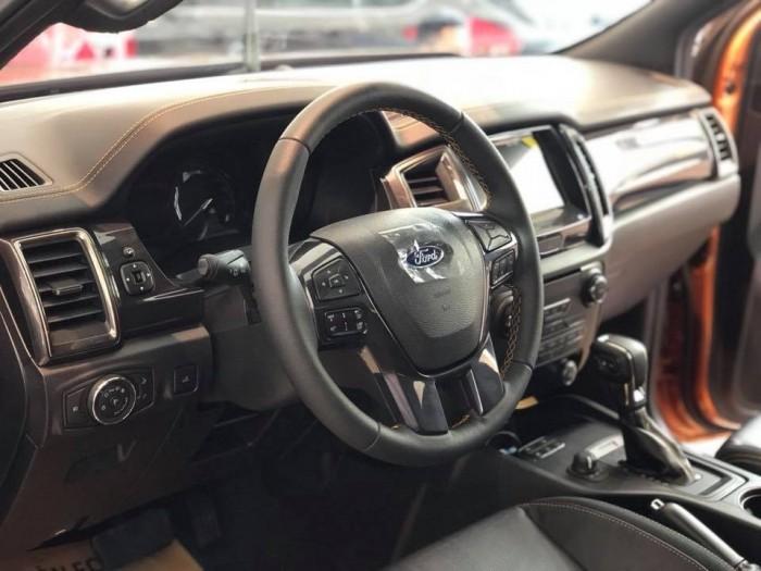 Ford Ranger 2.0 Bi Turbo màu cam - Tặng phụ kiên, giảm giá tiền mặt tại Ford Gia Định, trả trước 200 triệu là có xe ngay 6