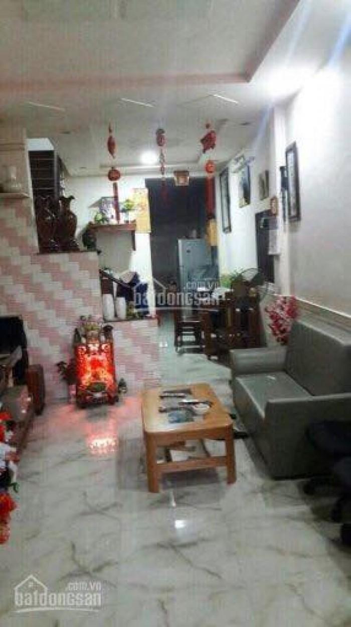 Bán Nhà Hẻm 4m Bờ Bao Tân Thắng - 1L - 4.5x18