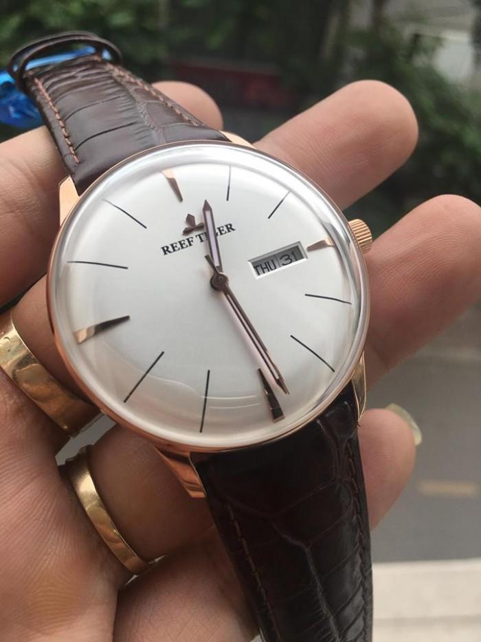 Đồng hồ nam RGA8238 kính cong0