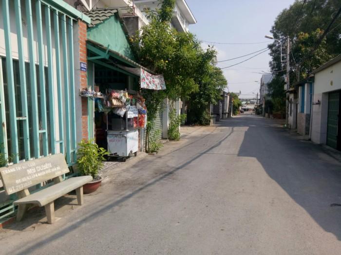 Tôi bán đất thổ cư 100% mặt tiền hẻm 845 đường Nhơn Đức_Nguyễn Bình. Còn thương lượng