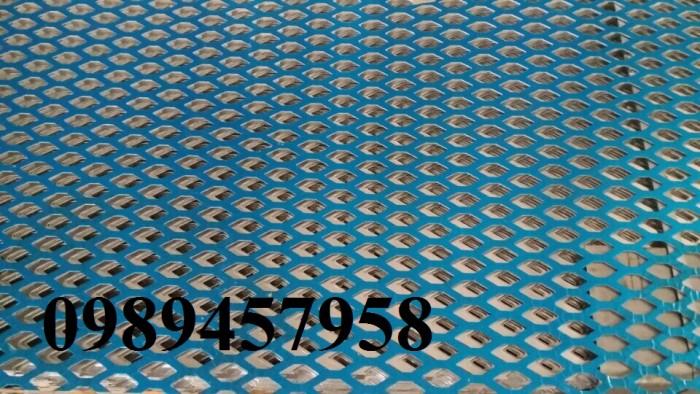 Lưới thép dập lỗ inox 304, Tấm kim loại đột lỗ, Tấm lưới lọc12