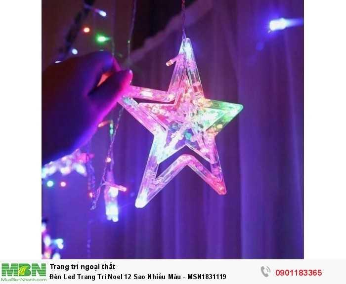 Với chế độ sáng khác nhau, có thể chỉnh sáng hoặc để với 8 chế độ sáng k...