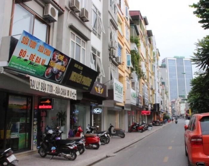 Bán nhà Mặt phố Tây Sơn 2, vỉa hè rộng, kinh doanh sầm uất. + Phố mới mở, nằm gần ĐH Thủy Lợi