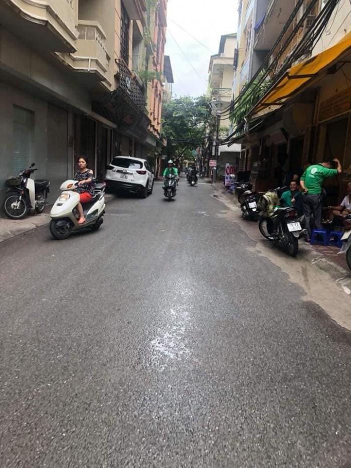 Bán đất Hoàng Văn Thái, phân lô quân đội, ô tô tránh, 46m