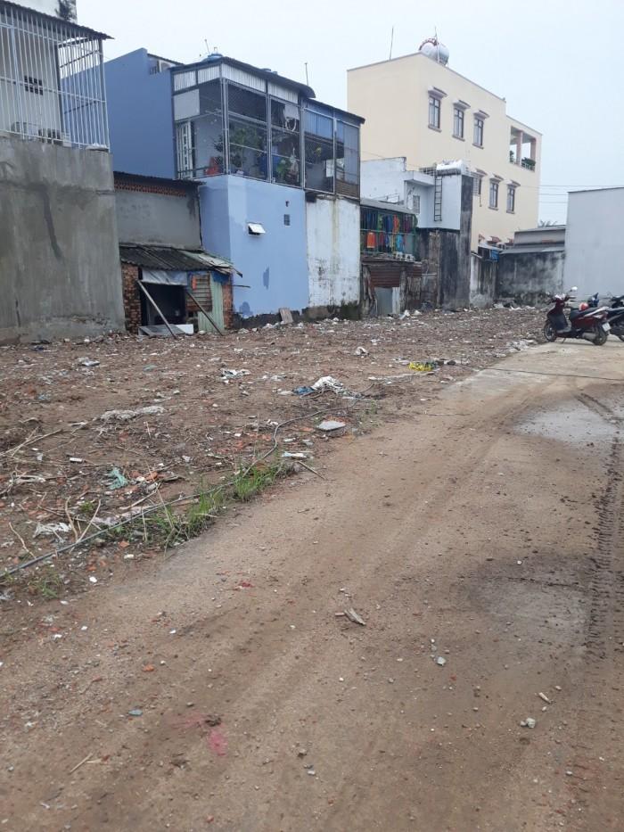 Lô đất mặt tiền đường 6m, ngay Ngã 5 Vĩnh Lộc,5x12m, xây tự do
