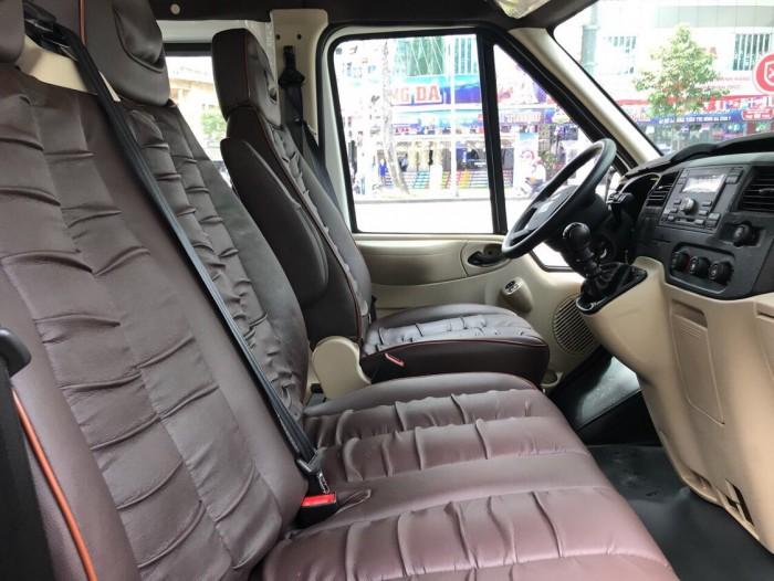 Ghế trước xe Ford Transit SVP Limited 2019 16 chổ, trả trước 250 triệu, có xe giao ngay tại Ford Gia Định - Gọi 0966877768 (MrHải 24/24)