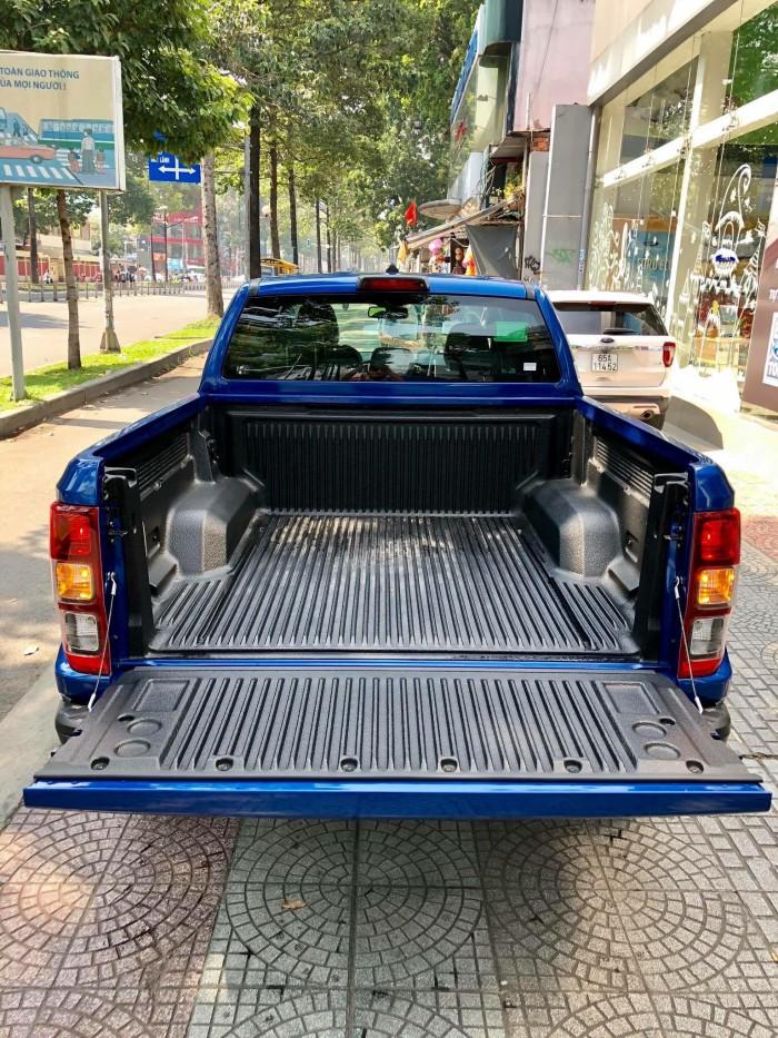 [1] Ford Ranger Raptor 2019, màu xanh dương, trả trước 300 triệu có xe giao ngay tại Gia Định Ford