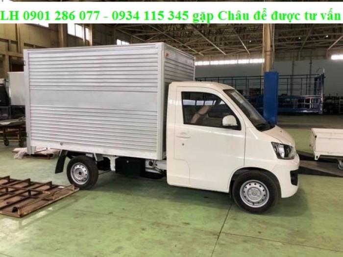 Xe tải Veam Pro 990 kg 2018 ^  thùng dài 2m7 ^ rộng  rãi ^ giá hợp lý ^ đại lý xe tải veam 6