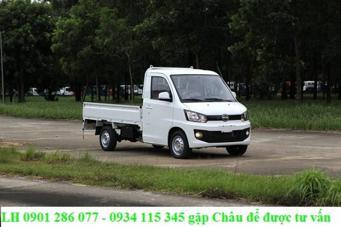 Xe tải Veam Pro 990 kg 2018 ^  thùng dài 2m7 ^ rộng  rãi ^ giá hợp lý ^ đại lý xe tải veam 3