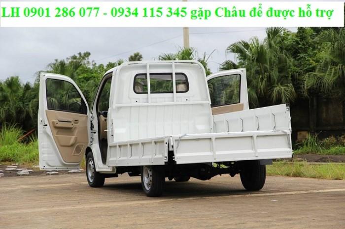 Xe tải Veam Pro 990 kg 2018 ^  thùng dài 2m7 ^ rộng  rãi ^ giá hợp lý ^ đại lý xe tải veam 5