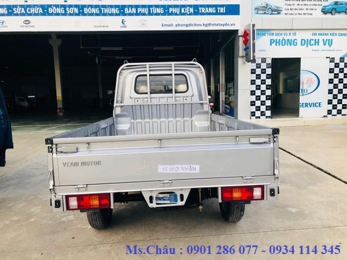 Xe tải Veam Pro 990 kg 2018 ^  thùng dài 2m7 ^ rộng  rãi ^ giá hợp lý ^ đại lý xe tải veam 1